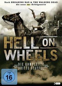 Hell On Wheels-Die Komplette 3.Staffel