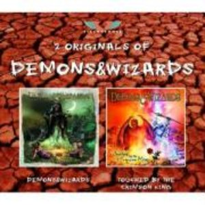 Demons & Wizards/Touched by the crimson king
