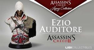 Assassins Creed 2 - Ezio Auditore Büste - Legacy Collection (UBI
