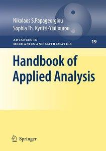 Handbook of Applied Analysis