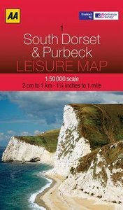 Bl.01 South Dorset & Purbeck 1:50.000