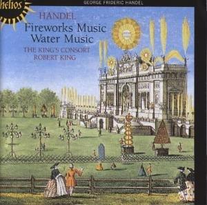 Feuerwerksmusik und Wassermusik