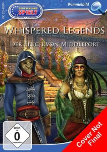Whispered Legends: Der Fluch von Middleport (Wimmelbild)