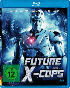 Future X-Cops (Blu-ray)