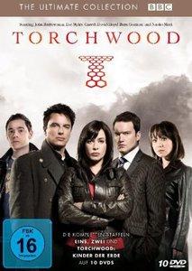 Torchwood - Boxset Staffel 1 + 2 + Kinder der Erde