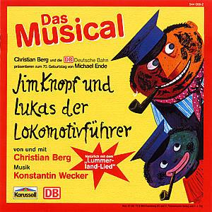 JIM KNOPF UND LUKAS DER LOKOMOTIVFÜHRER - MUSICAL