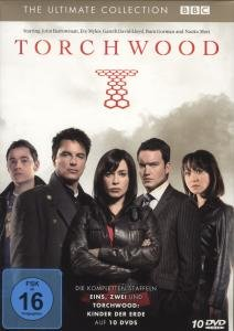 Torchwood - Boxset Staffel 1 + 2 + Kinder der Erde
