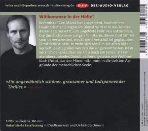Erbarmen, 5 Audio-CDs