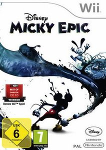 Disney Micky Epic (Software Pyramide)