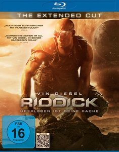 Riddick (The Extended Cut) BD