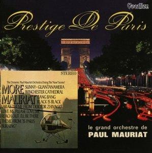 More Mauriat & Prestige De Paris