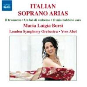 Italian Soprano Arias