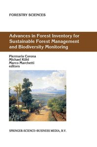Advances in Forest Inventory for Sustainable Forest Management a
