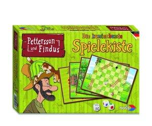 Pettersson & Findus - Die kunterbunte Spielekiste