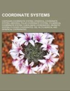 Coordinate systems