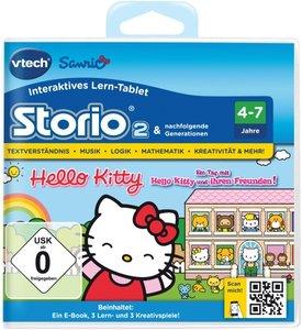 VTech 80-231104 - Lernspiel Hello Kitty (Storio 2, Storio 3S)