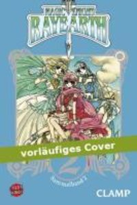 Magic Knight Rayearth - Sammelband-Edition 02