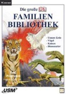 Die große Dorling Kindersley Familienbibliothek