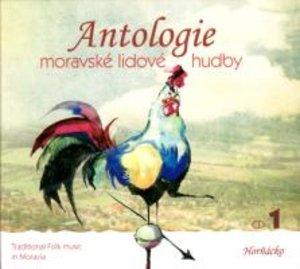 Antologie Moravske Lidove Hudby CD 1