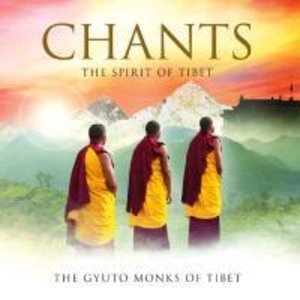 Chants-The Spirit Of Tibet