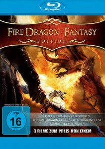 Fire Dragon - Fantasy Edition