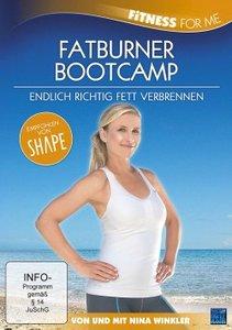 Nina Winkler - Fatburner Bootcamp - Endlich richtig Fett verbren