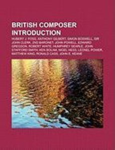British composer Introduction
