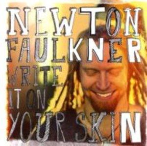 Faulkner, N: Write It On Your Skin