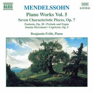 Klaviermusik Vol.5