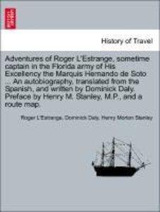 Adventures of Roger L'Estrange, sometime captain in the Florida