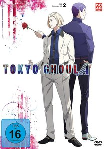 Tokyo Ghoul Root A (2. Staffel) - DVD 2