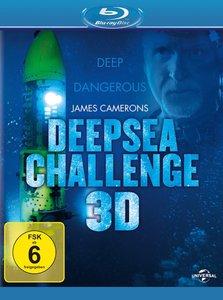 James Camerons Deepsea Challenge 3D - Blu-ray