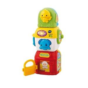 VTech Baby 80-128904 - Bunte Stapelklötze