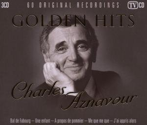 Golden Hits of Charles Aznavour