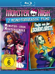 Monster High-2 Monsterkrasse Filme