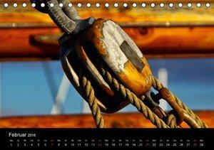Dänemark - maritime Impressionen 2016 (Tischkalender 2016 DIN A5