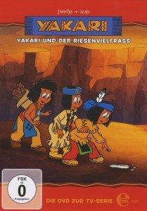 (13)DVD z.TV-Serie-Yakari Und Der Riesenvielfraß