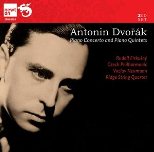 Dovrak: Piano Concerto and Piano Quintets