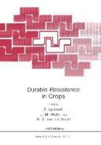 Durable Resistance in Crops