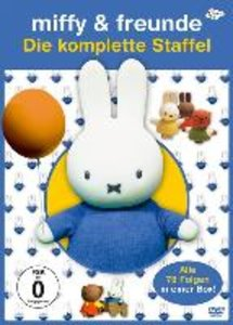 Miffy & Freunde Komplettbox (3xDVD)
