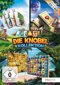Die Knobel Kollektion (Sensationelle 3in1 Box)