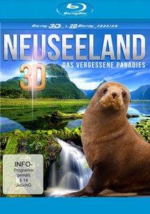 Neuseeland 3D - Das vergessene Paradies