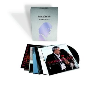 Andrea Bocelli: The Complete Pop Albums (Ltd.Edt.)