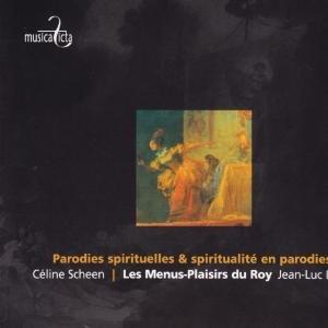 Parodies spirituelles & spiritualite en parodies