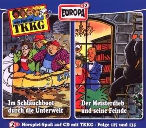 01/TKKG 2er CD Schuber