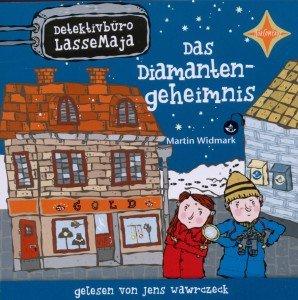 Detektivbüro LasseMaja. Das Diamantengeheimnis