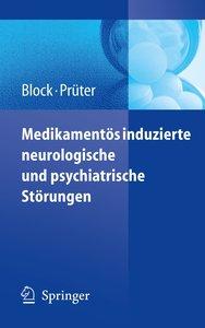 Medikamentös induzierte neurologische und psychiatrische Störung