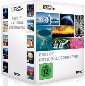 Best of NATIONAL GEOGRAPHIC (10er-BR-Box)