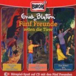 Fünf Freunde Box 02. 3 CDs