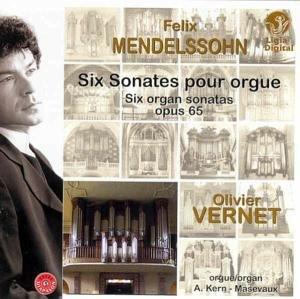 Sechs Orgelsonaten op.65